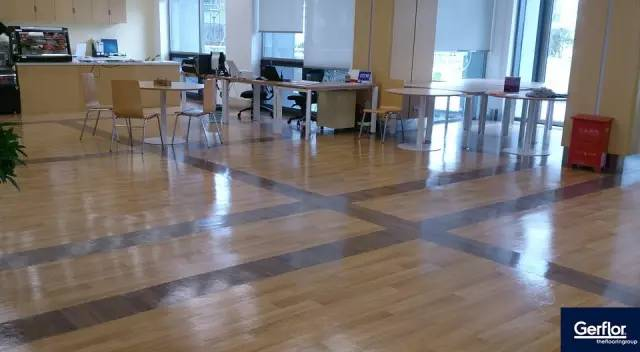 界联合书院洁福塑胶地板案例 法式风情演绎当代江南